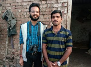 An interview with Sanket Jain about his project covering 300 villages