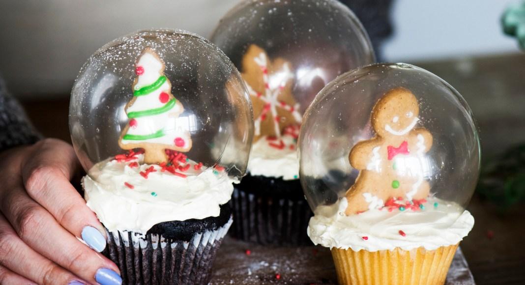 Unique Holiday Cupcake Decorations