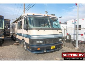 1988 Monaco RV Crown Royal