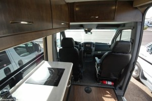 2017 Coachmen Galleria 24TD back to front