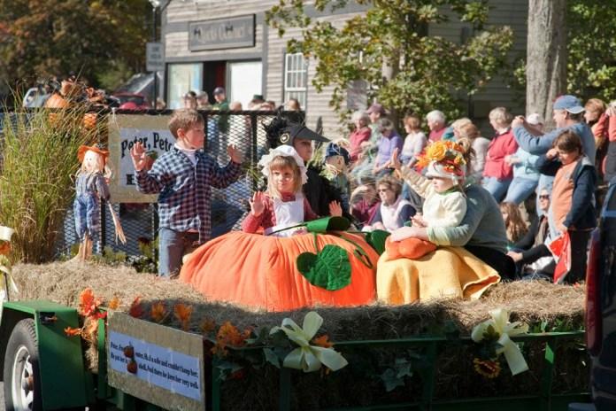Damariscotta Pumpkinfest and Regatta- Damariscotta, Maine