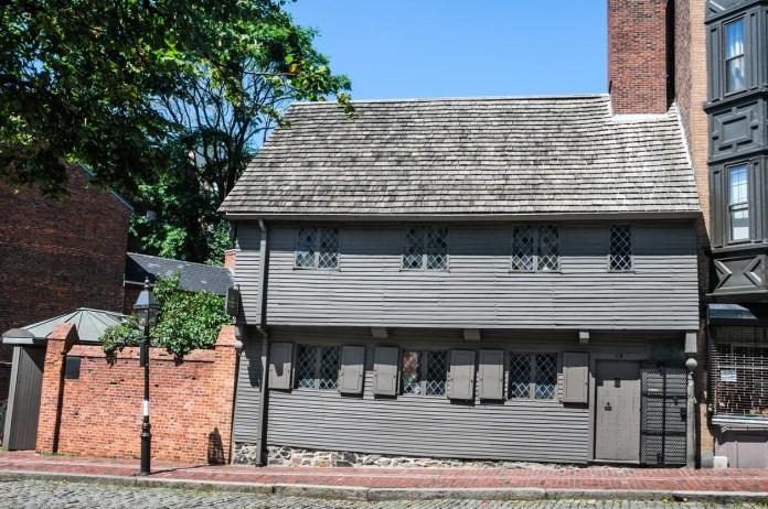 Paul Revere House