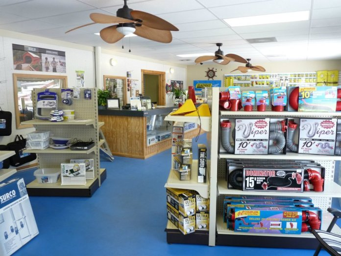 Palm RV Fort Myers Florida Service and Parts