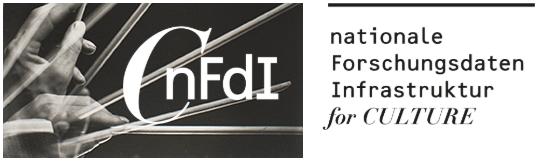 Logo von NFDI4Culture