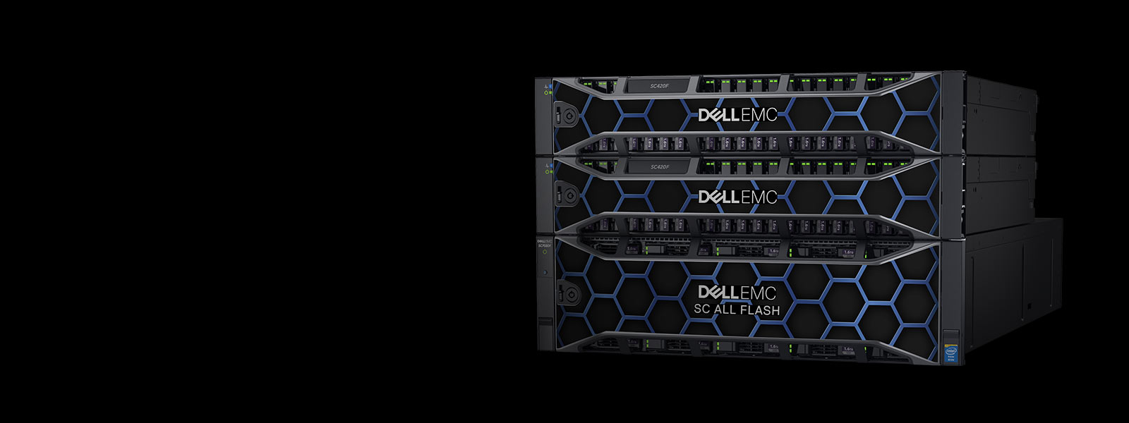 Celebrate! We've been selected to be a Dell EMC Storage Deployment