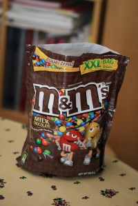 m&m's XXL BAG 56oz. |  ...