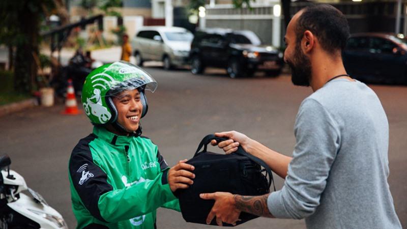 Semangatnya Driver Go-Jek Mengejar Poin   Ryan Mintaraga (techinasia)
