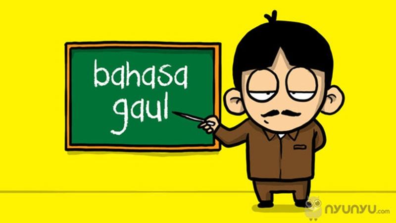 Bahasa Gaul Anak-anak ABG yang Bikin Ngakak