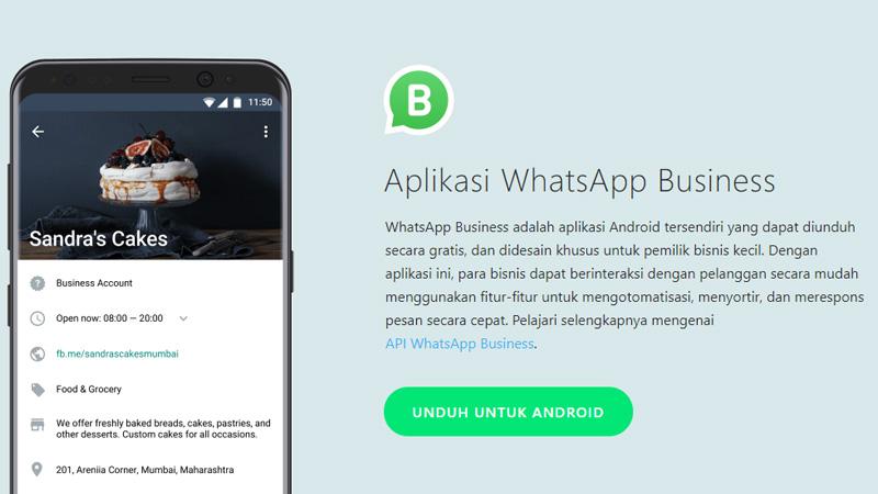 Bisa! Dua WhatsApp dalam Satu Telepon (whatsapp)