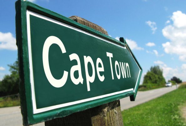 This way to Cape Town