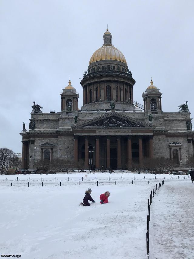 Cerkiew św Izaaka