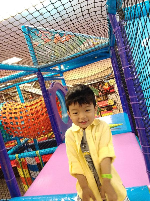 Indoor Play Sacramento Kids