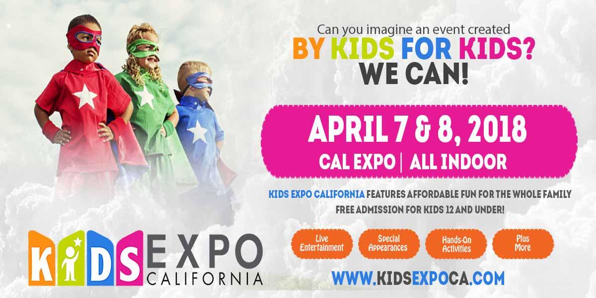 Kids Expo Cal Expo