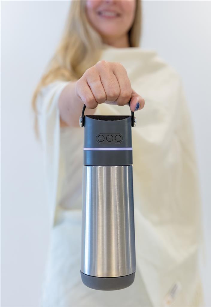borraccia-speaker-integrato
