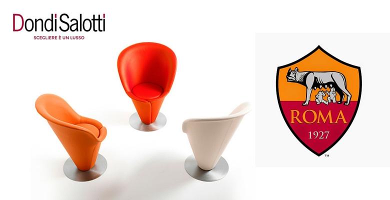 Il Blog di Sadesign DondiSalotti come sponsor ufficiale della Roma a ...