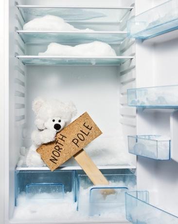 sbrinare-frigo
