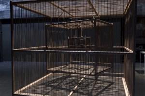 Shilpa Gupta, Cage, 2010
