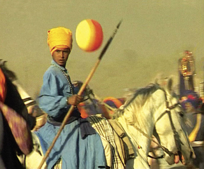 Amar Kanwar, A Season Outside, 1997. From Trilogy, 1997-2003