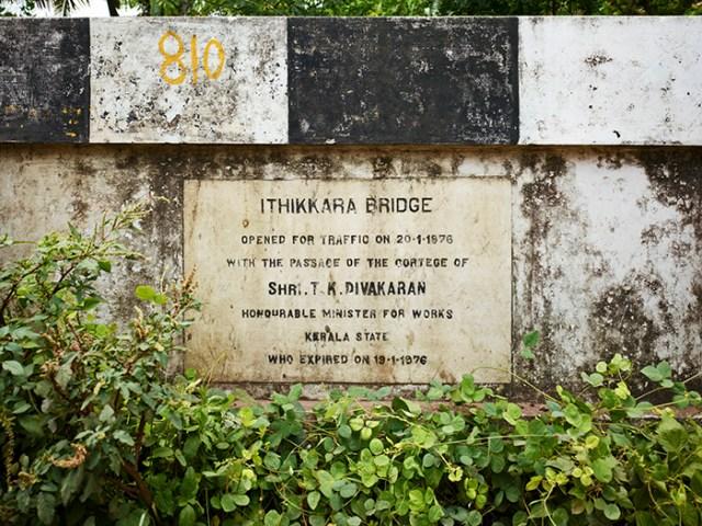 Ithikkara Bridge