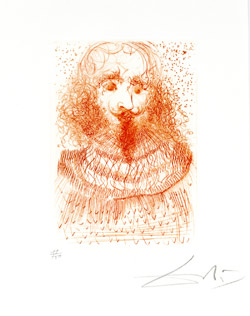 Shakespeare, Salvador Dali.