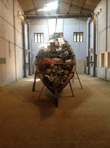Installation by Subodh Gupta