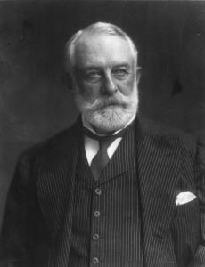 Portrait of Henry Clay Frick. Image Credit:http://www.frick.org/research/archives/highlights/history_frick_collection