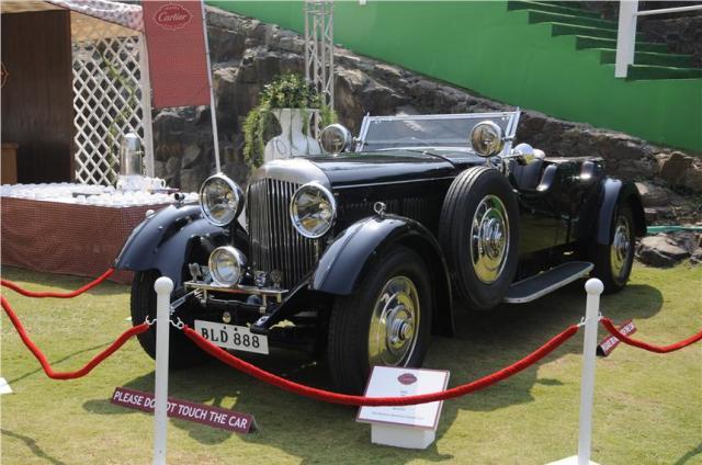 1930 Bentley 8 litre