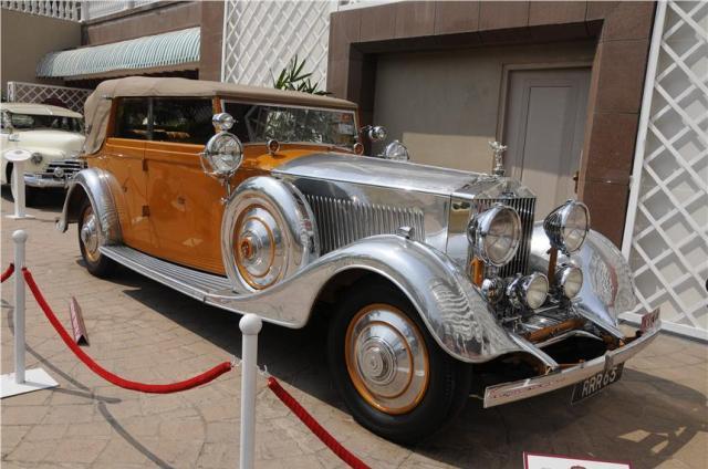 1934 'Star of India' Rolls-Royce Phantom II