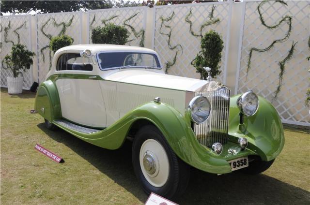 1935 Rolls-Royce Phantom II Continental