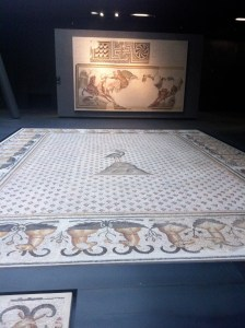 Phoenix Mosaic, Antakya, 6th Century