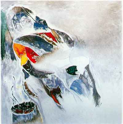 Bal Chhabda, Nostalgic Moments, 1993Oil on Canvas