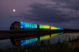 Image credit: http://www.theverge.com/2013/8/20/4640974/doug-aitkin-station-to-station-train-set-to-begin-tour