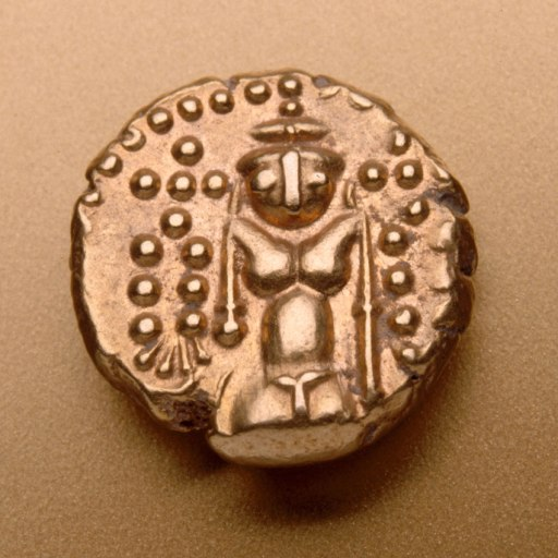 """Star Pagoda"" Coin, Gold, India, c.1790-1807"