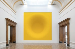 """Yellow"" by Anish Kapoor"