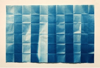 Sky Fold, 2013, Neha Choksi. Image Credit: http://project88.in/press/wp-content/uploads/2013/10/Choksi_SkyFold1_2013.jpg