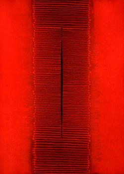 Samsara, 2004, Sohan Qadri. Image Credit: http://www.artslant.com/global/artists/show/5088-sohan-qadri