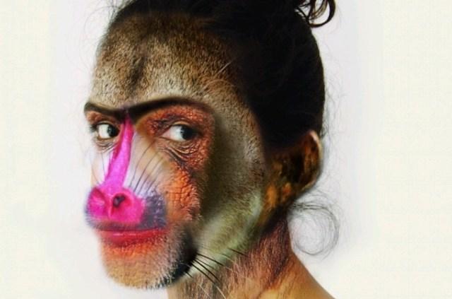 Self Portrait, Bharti Kher