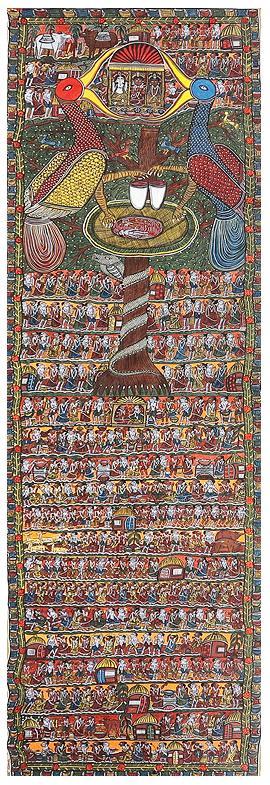 Lot 5, Bengal Scroll https://www.storyltd.com/auction/item.aspx?eid=3741&lotno=5