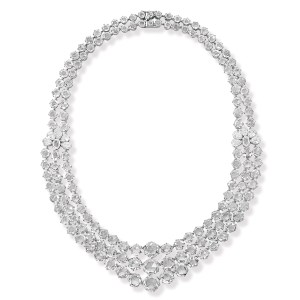 An Important Diamond Necklace