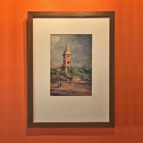 On display at Saffronart's New Delhi gallery