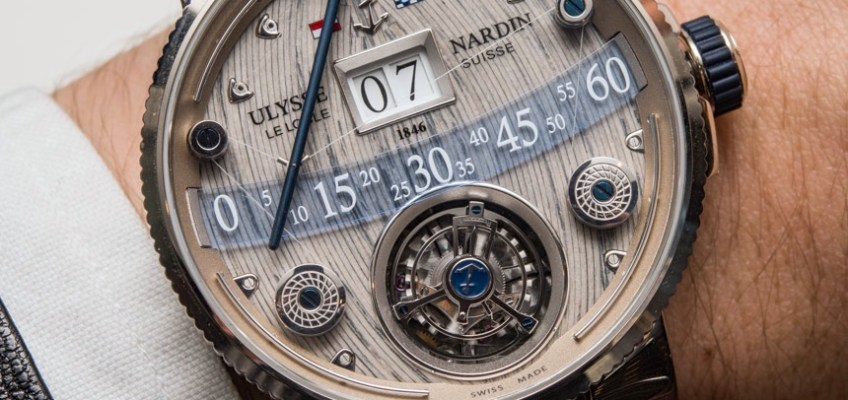 Top 5 nautically themed watches from Baselworld 2016