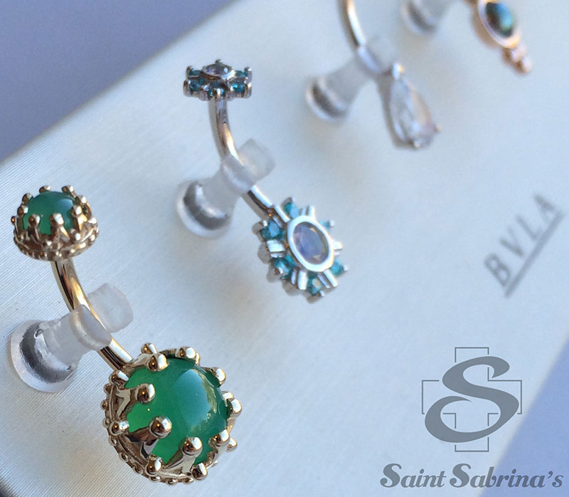 navel ring Archives - Saint Sabrina's Piercing, Jewelry ...