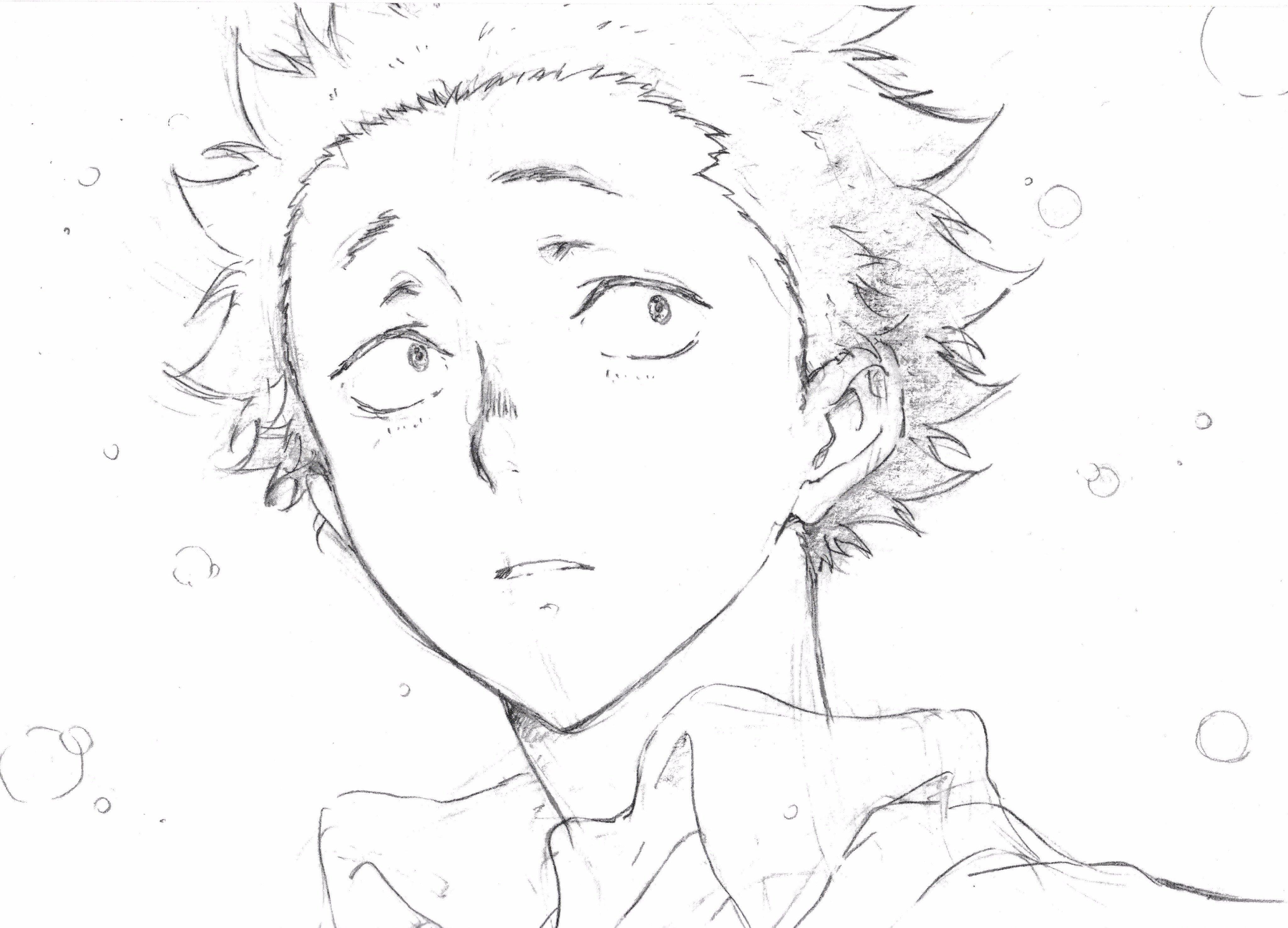 Koe no Katachi: Character Designer / Chief Animation