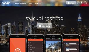 Social Media Image Tool - Markr