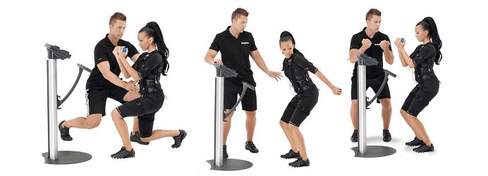 Lalliance du sport et de llectrostimulation pour la rducation