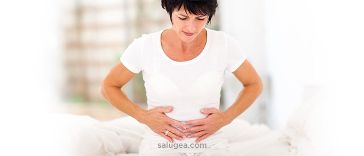 Gonfiore in menopausa