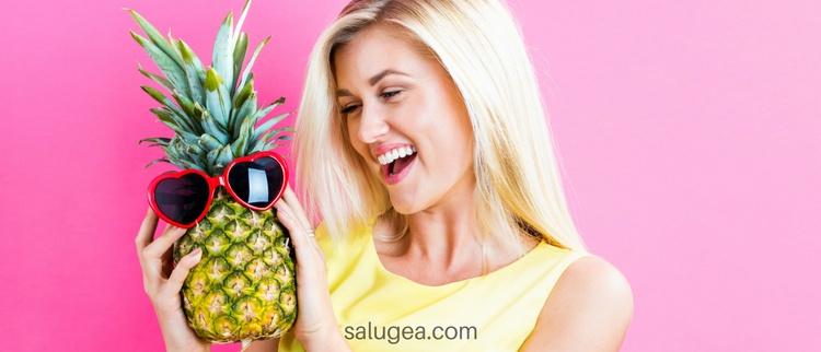 ananas contro la cellulite