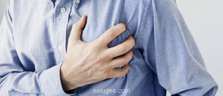 quali sono i sintomi di un inizio infarto