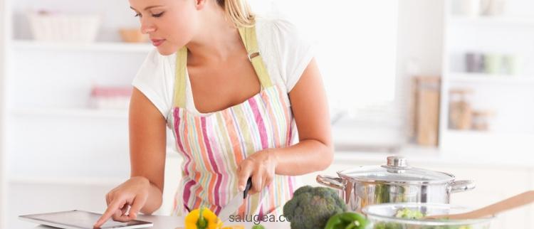 ricetta salmone e broccoli al vapore