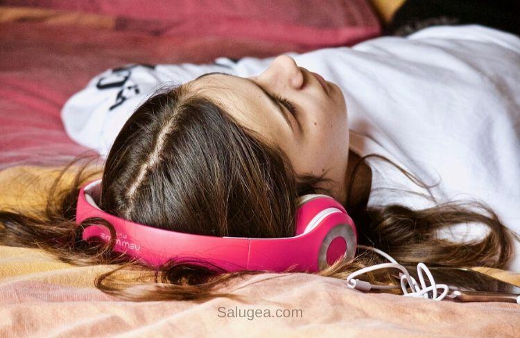 addormentarsi con la musica
